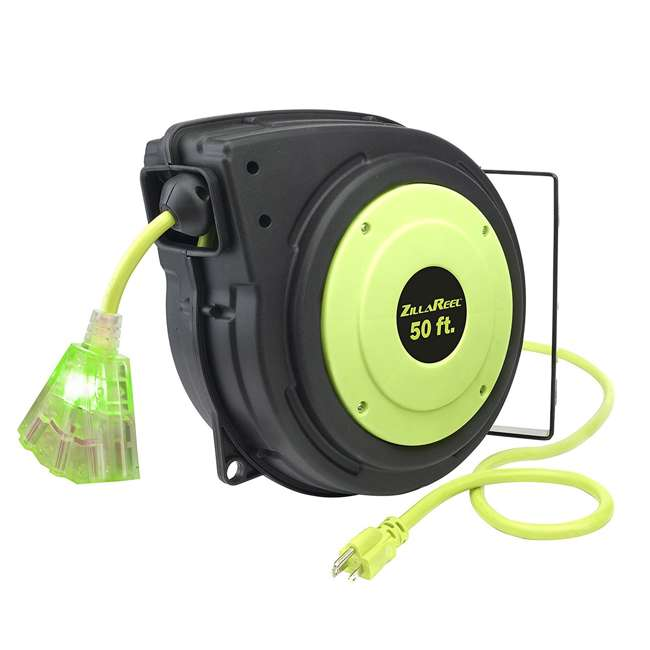 LEG-E8140503 Legacy Manufacturing Flexzilla ZillaReel Electrical Cord Reel