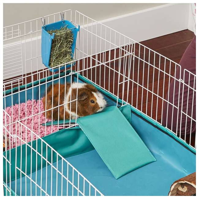 171GH MidWest Homes for Pets Compact Guinea Pig Habitat Cage w/ 8 Square Feet of Area 5