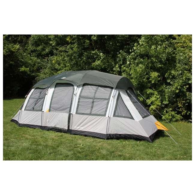 DT201080 Tahoe Gear Prescott 12 Person 3-Season Family Cabin Tent 1