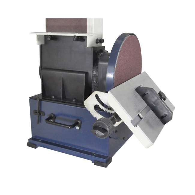 50-122 Rikon 50-122 Adjustable Disc Sander 6 x 48-Inch Belt, 10 Inch Disc with Stand 4