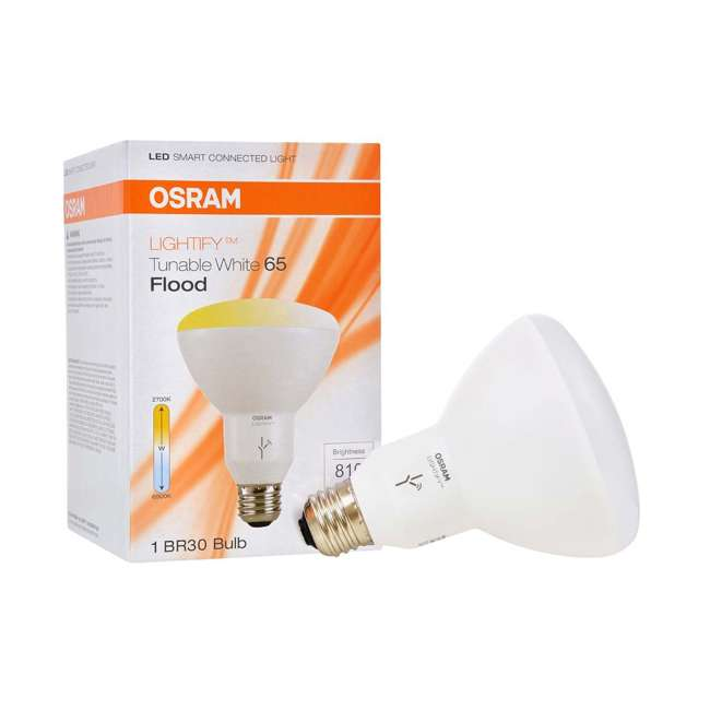 4 x SYL-73740-U-A Sylvania Osram Lightify Smart Home 65W Tunable White LED Light (Open Box) 4 Pack