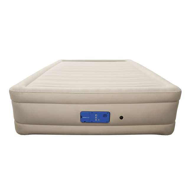 14534-BW-U-B Bestway 17 Inch Spring Air AlwayzAire Fortech Airbed with Built In Pump, Queen (Used) 2
