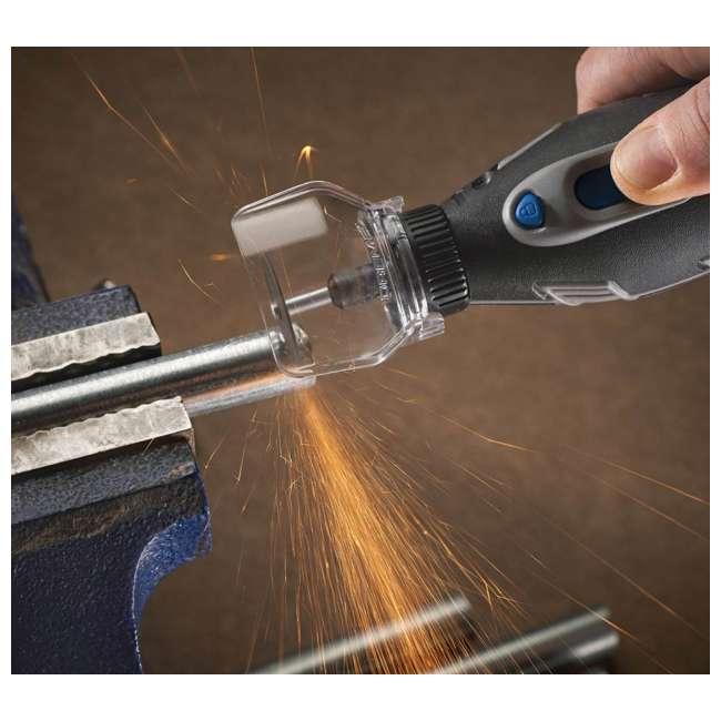 8220-DR-RT-RB Dremel Cordless High Performance Rotary Tool Kit (Refurbished) | 8220  4