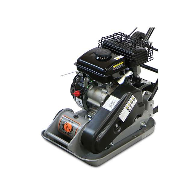 DHT-104950-U-C Dirty Hand Tools 1850 lb Compaction Force Vibratory Plate Compactor (For Parts) 1