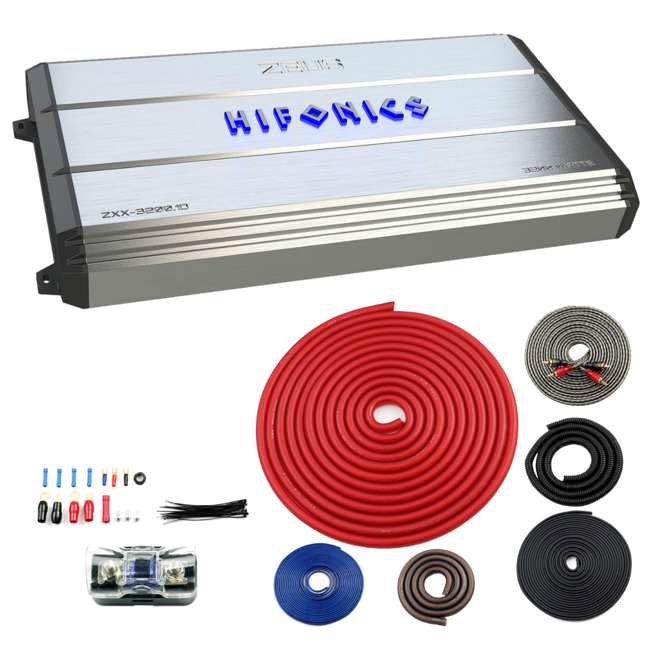 Peachy Hifonics Zeus 3200 Watt Max Class D Monoblock Car Amplifier Vm Wiring Digital Resources Funapmognl