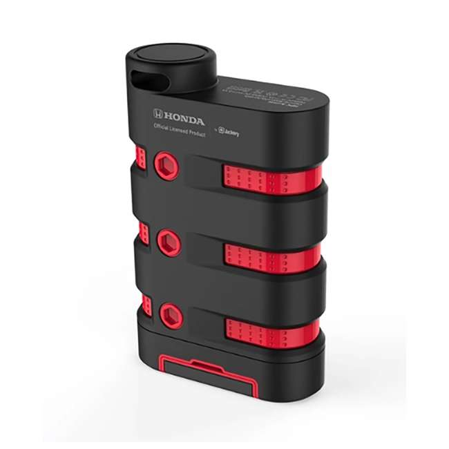 K0900REH Jackery Honda 9000 Small Portable Charger HPC Rugged Power Bank with Carry Strap