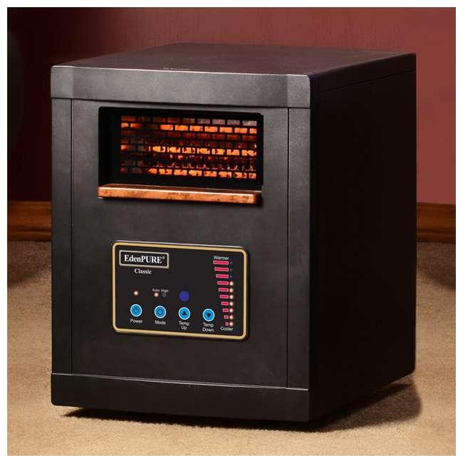 ClassicHeater EdenPURE Classic Infrared Heater 1