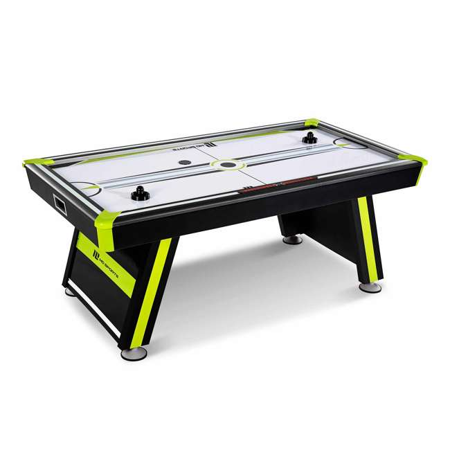 AWH080_037M MD Sports Air Powered 80 x 42-Inch 2 Player Air Hockey Table w Electronic Scorer