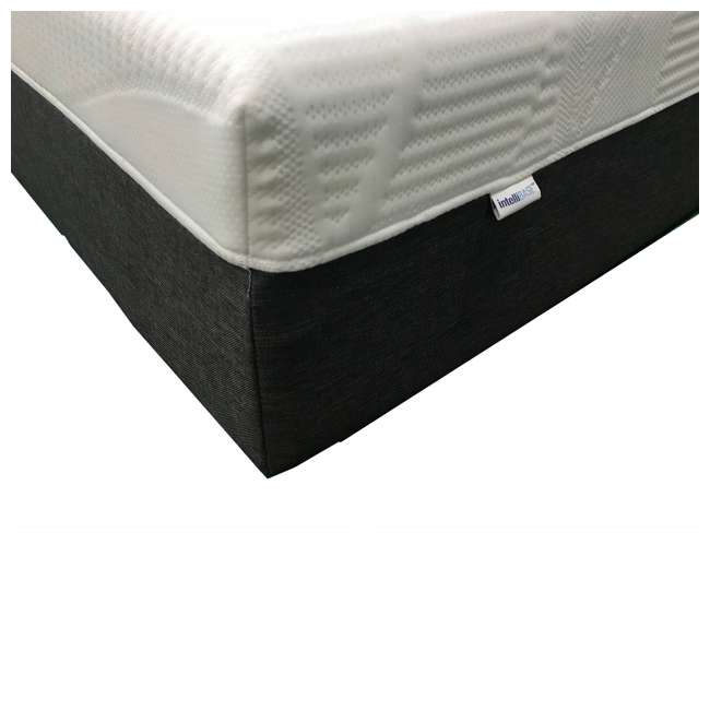 IBS-MAT-F [Copy 2] IntelliBASE 10-Inch Comfort Memory Foam Mattress, Full 4