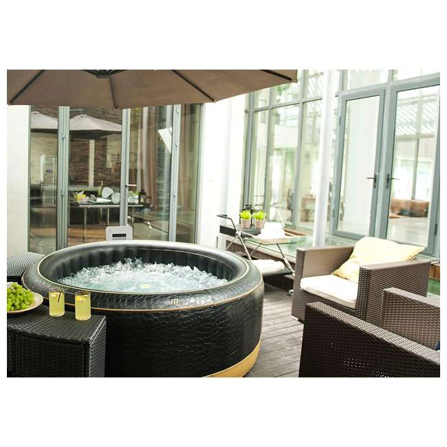 M-115S MSpa Luxury Exotic 6-Person 138-Jets Hot Tub Spa 3