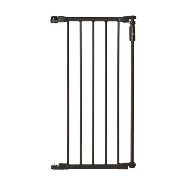 4938 North States 15-Inch Bronze Extension Piece Deluxe Decor Gate (Open Box)(2 Pack)