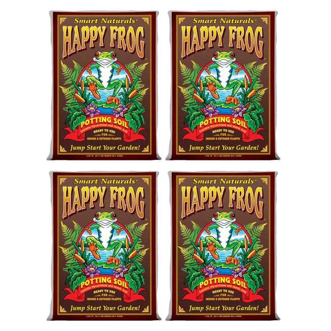 4 foxfarm fx14047 happy frog organic potting soil bags for Potting soil clearance