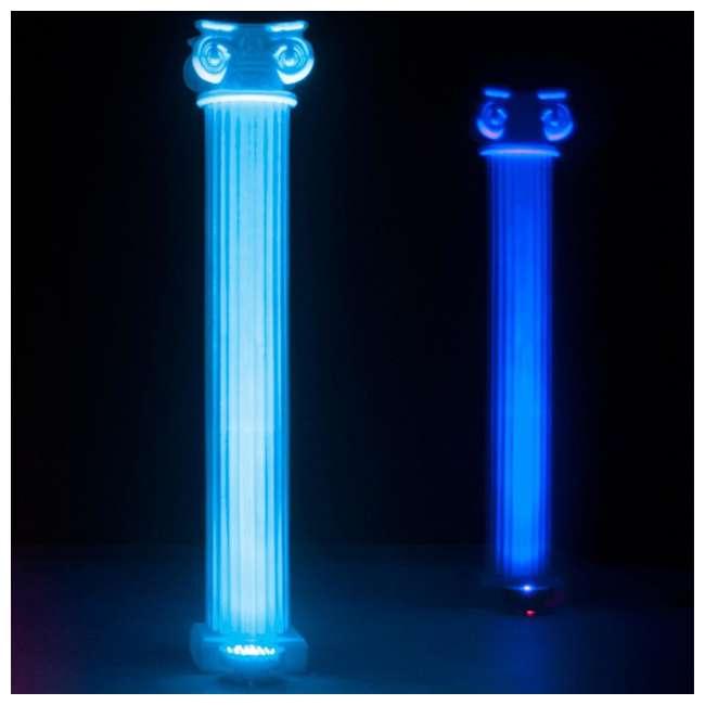 MEGA-PAR-PROF-PLS American DJ Mega Par Profile Plus RGB + UV LED Light 6