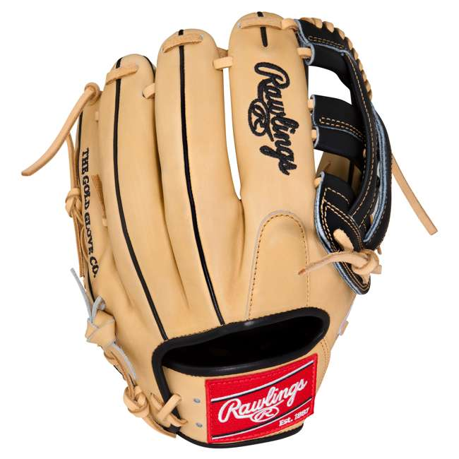 PRO206-6CB Rawlings Heart of the Hide 12-Inch Infield Adult Baseball Glove 1