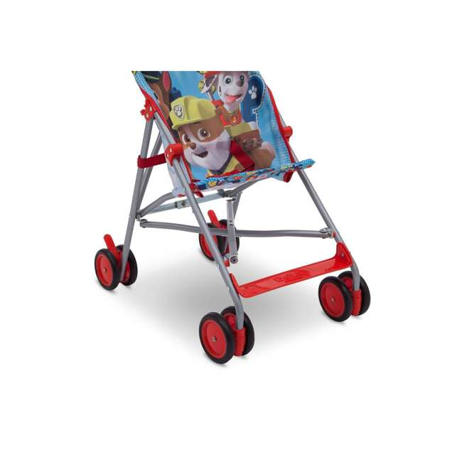 11021-637 Nickelodeon Paw Patrol Lightweight Travel Umbrella 3 Point Harness Baby Stroller 4