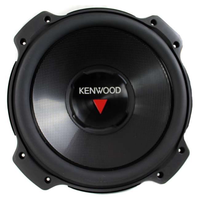 "KFC-W3016PS + QDODGE124DOOR + AR4000D + 4GAUGE Kenwood 12"" 2000W Subwoofer Pair + '02 Dodge Ram Quad Box, Mono Amp & Wiring Kit 1"