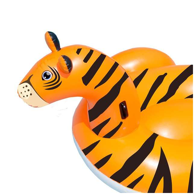 90718 Swimline Giant Tiger Swimming Pool Float  1