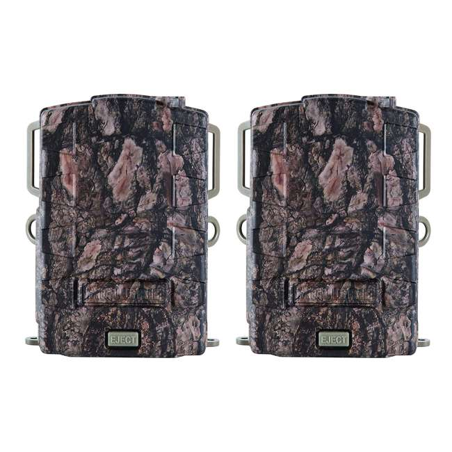 MCA-13300 Moultrie Mobile MV2 Verizon 4G Wireless Cellular Game Trail Camera (2 Pack)