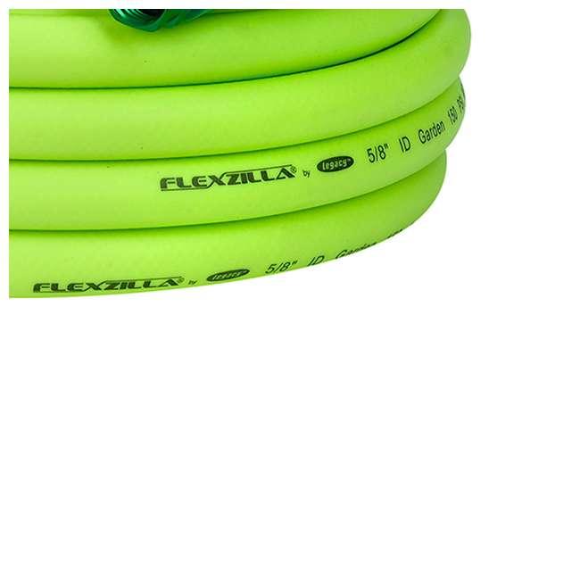 LEG-HFZG550YW Flexzilla Garden Drinking Water Hose, 5/8 Inch x 50 Feet (2 Pack) 4