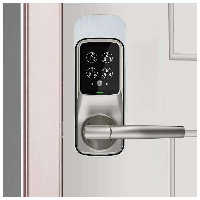 PGA006SN Lockly Deadbolt Lock Cover Plate Accessory for Secure Smart Lock, Satin Nickel 3