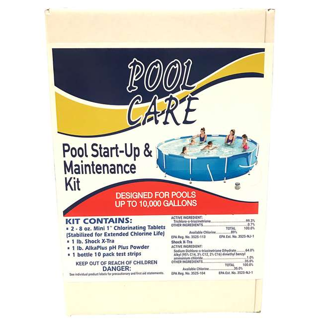26325EH + QLC-42003 Intex 16ft x 48in Ultra XTR Frame Above Ground Pool w/ Pump & Cleaning Kit 6