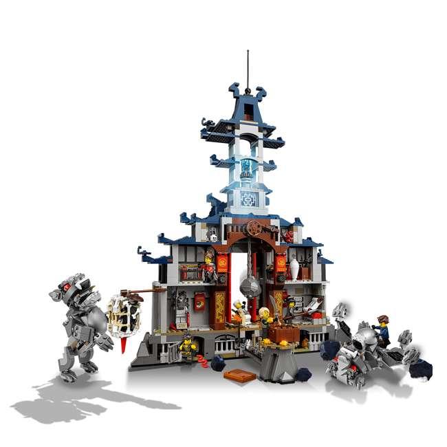 lego ninjago temple of the ultimate ultimate weapon set