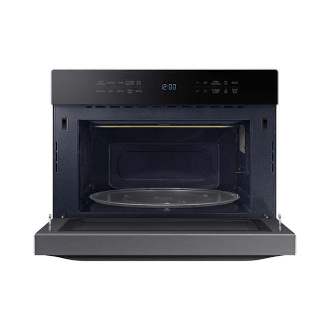 MC12J8035CT-RB Samsung 1.2 Cu Ft Countertop Convection Microwave (Certified Refurbished) 3