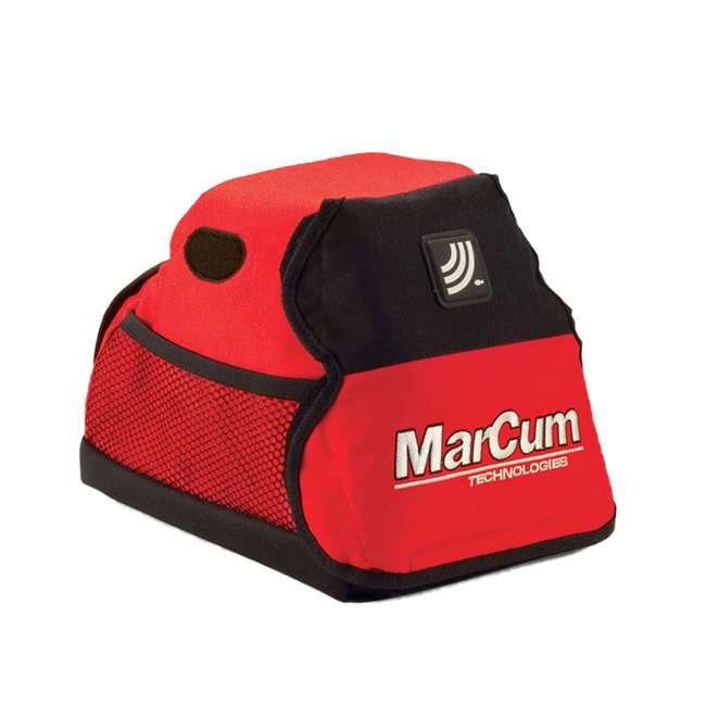 MARCUM-LX-7 MarCum Ice Fishing Digital Sonar System 8-Inch LCD Dual Beam