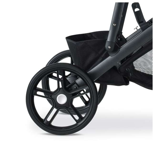 U911905 Britax U911905 B Ready G3 Folding Reclining Travel Canopy Baby Stroller, Black 3