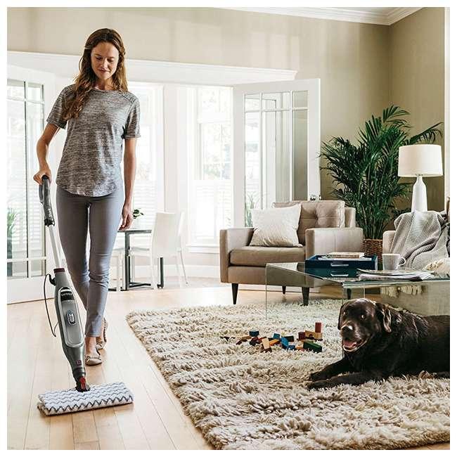 S5003CO Shark Genius Bare Floor Steam Cleaning Pocket Mop 2
