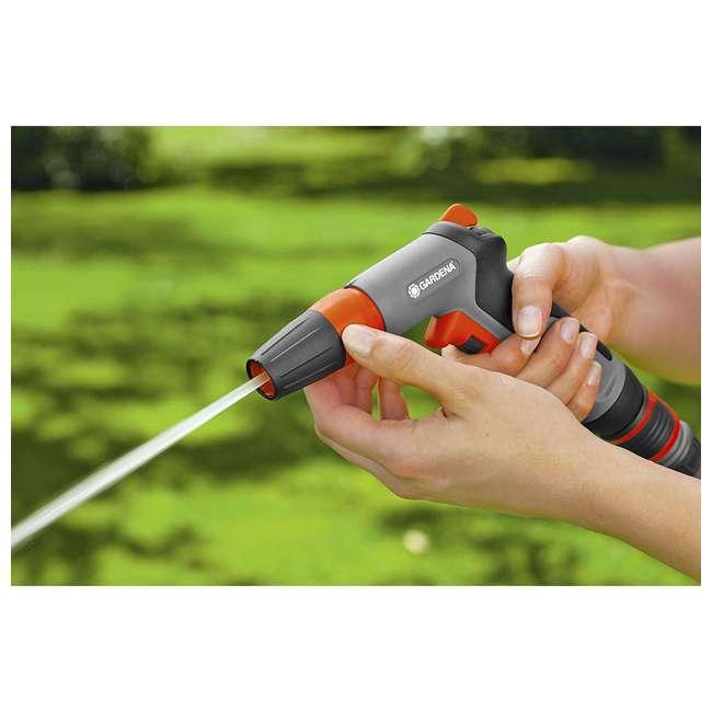 GARD-37100-FP Gardena Frost Proof Adjustable 2-in-1 Hose Nozzle 2