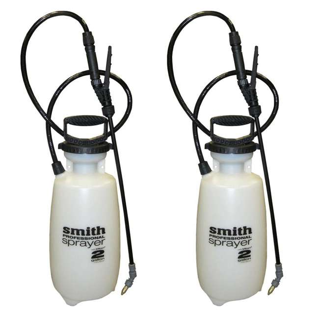 SMH-190230 Smith Professional 2-Gallon Manual Heavy-Duty Sprayer (2 Pack)