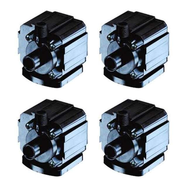 4 x 02525 Supreme Pondmaster 500 GPH Water Mag Drive Pump (4 Pack)