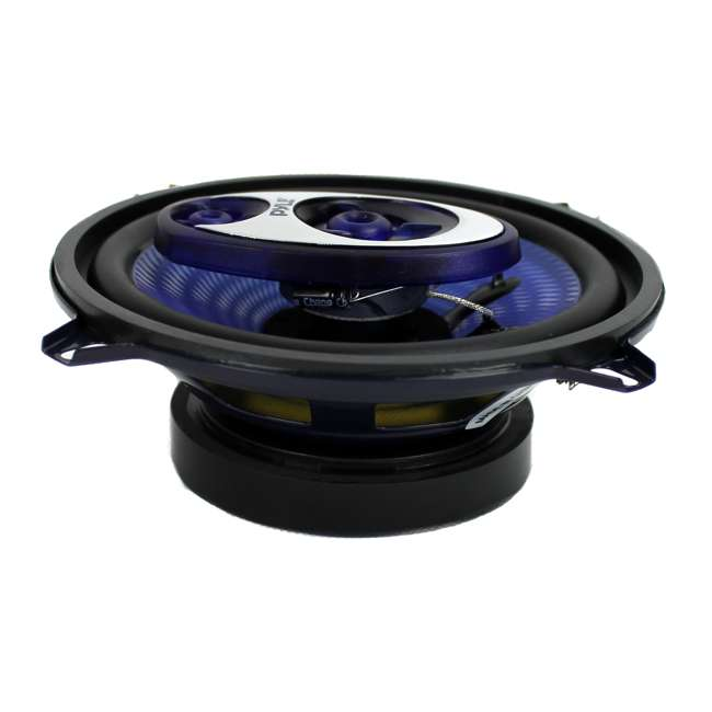 Pyle PL53BL 5.25-Inch 200 Watt Car Audio Speakers (16 Pack