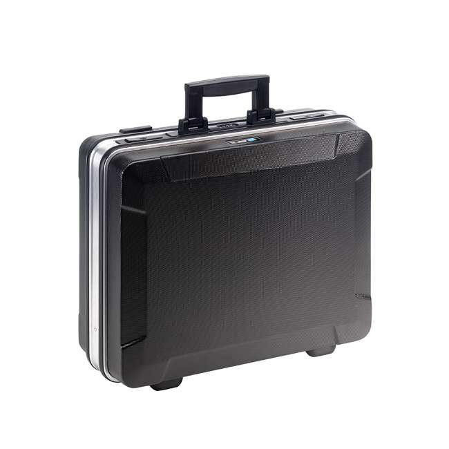 120.02/P B&W International 120.02/P Profi Base Plastic Portable Tool Box Organizer Case