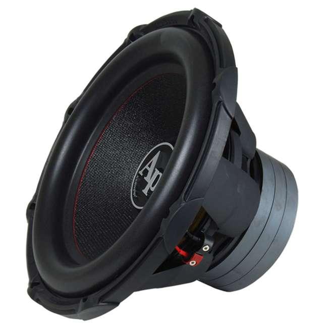 TXXBDC315 Audiopipe TXX-BD3-15 15-Inch 2400W Subwoofer