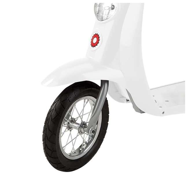 15130608 + 97783 Razor Pocket Mod Miniature Kids Toy Motor Scooter & Helmet 4