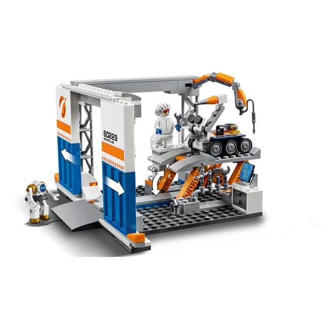 6251738 LEGO City Rocket Assembly & Transport 1055 Piece Building Kit w/ 7 Minifigures 7