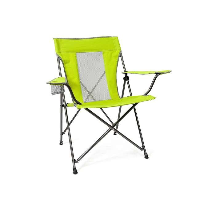 4 x MAC-C109S-106 Mac Sports Lusaka Folding Outdoor Camping Chair (4 Pack) 2