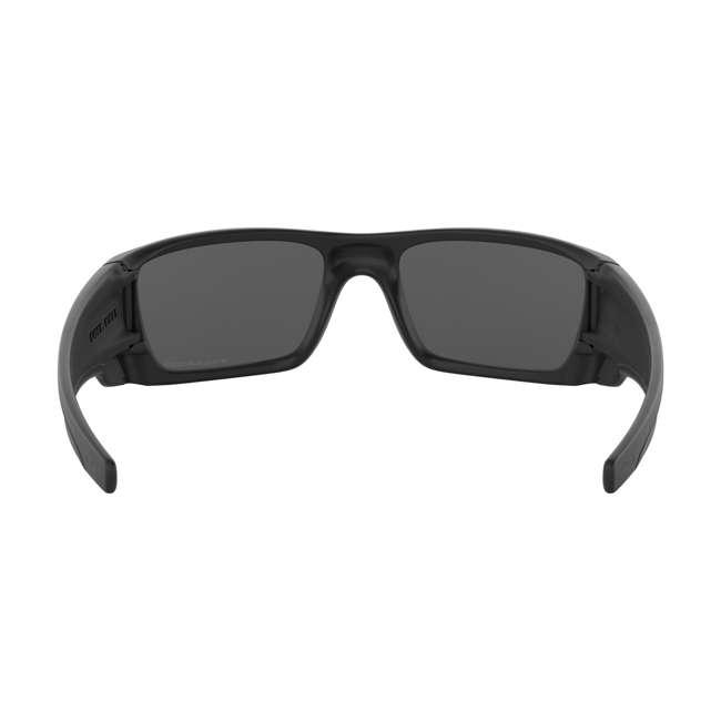 OO9096-B3 Oakley OO9096-B3 SI Fuel Cell Cerakote Polarized Sunglasses, Graphite Black 2