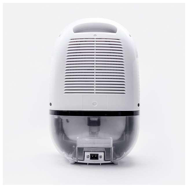 EDV-2500 Eva Dry EDV-2500 Mid Size 20.5 Ounce 2,500 Cubic Feet Home Electric Dehumidifier 1