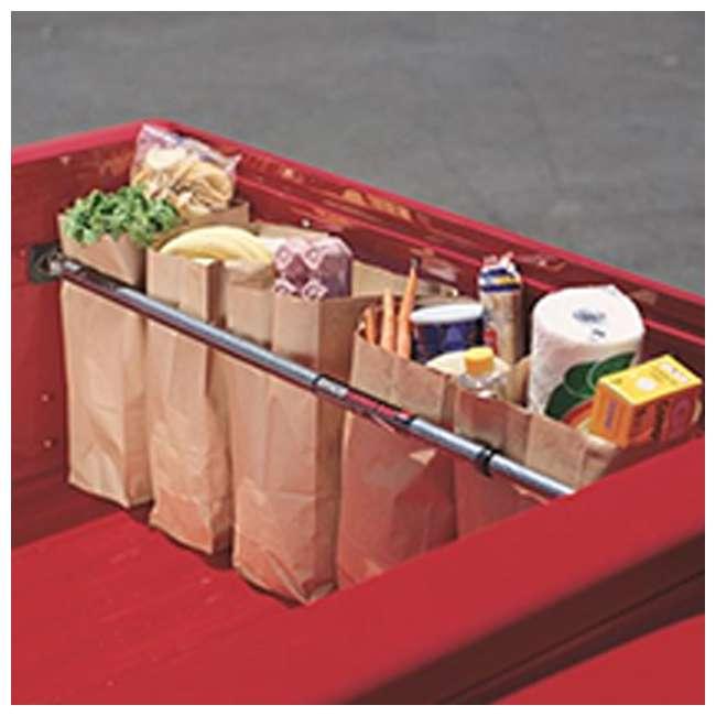 "10800472-ARB + 05059 ARB 50 Quart Car Tailgate Travel Fridge Freezer & Adjustable 40"" to 70"" Ratchet  7"