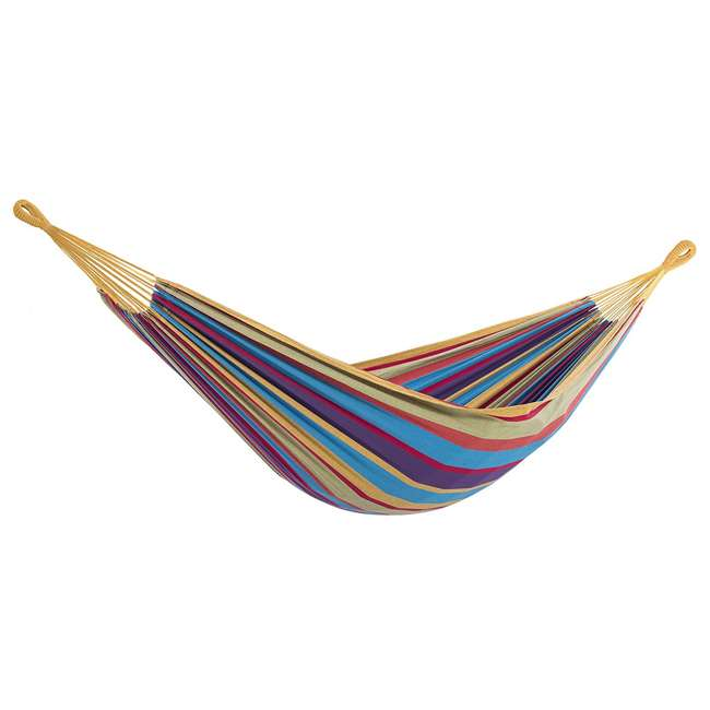 5 x BRAZ220 Vivere Brazilian Tropical 2-Person Hammock (5 Pack) 1