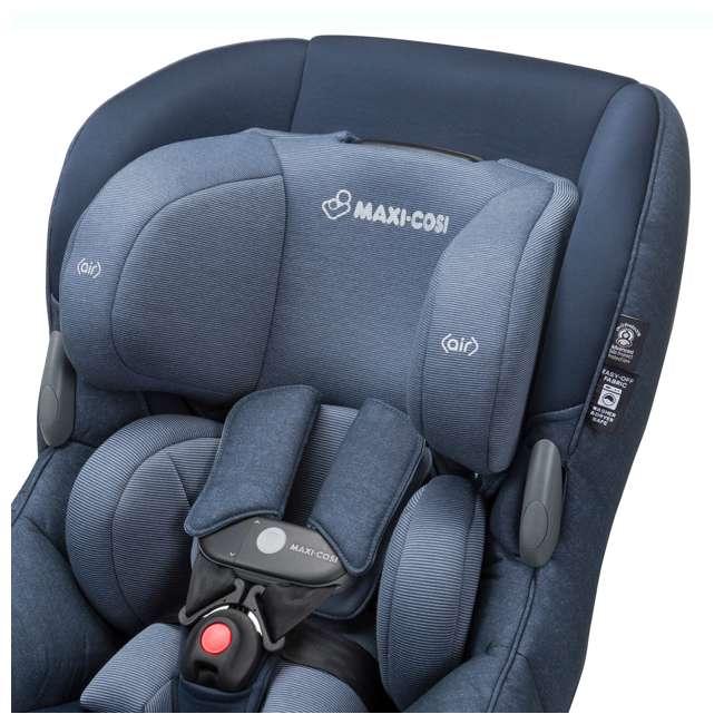 CC212EMQ Maxi-Cosi Pria 85 Max Convertible Infant Car Seat, Nomad Blue 3
