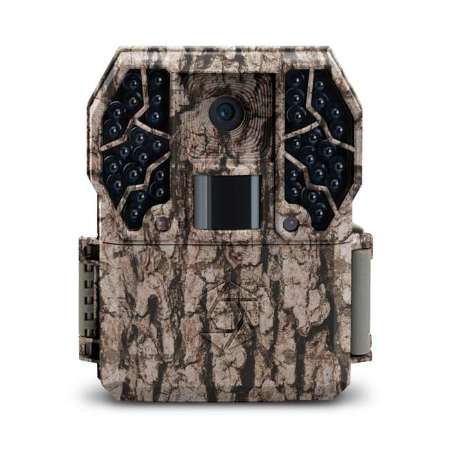 STC-SC36NGK2 Stealth Cam ZX36NG 10 MP No Glo Infrared Trail Camera Kit  1