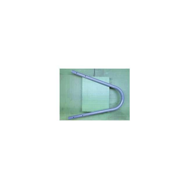 U-Shaped-Top-Rail-12637 Intex 12637, U-Shaped Top Rail for Grey Ladder (New Without Box) (2 Pack)