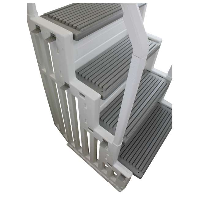 Confer Step 1 Above Ground Pool Ladder System Entry
