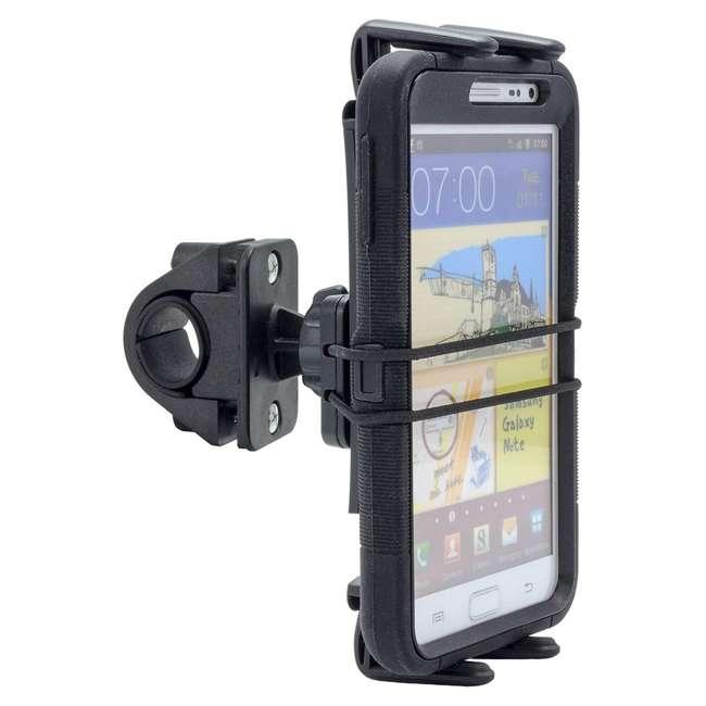 SM632 Arkon SM632 Slim Grip Ultra Flexible Bike or Motorcycle Handlebar Phone Mount 1