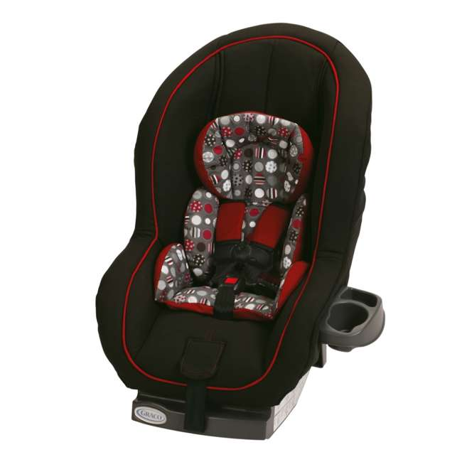 1857539 Graco Ready Ride Convertible Seat - Dotastic | 1857539