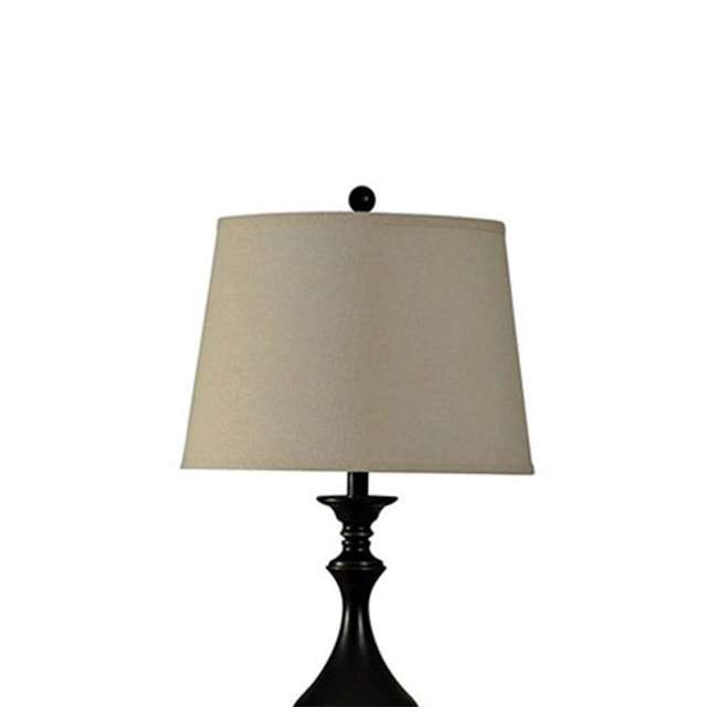 SC-L82233 Abode 84 Home Collection 3 Bronze Metal Lamps 3